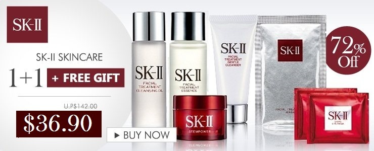 SK2 SkinCare FREE GIFT