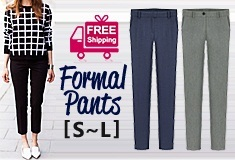 [S-XL] Formal Pants  Free shipping!