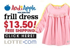 AndiApple frill dress