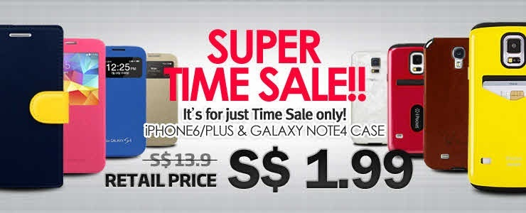 [Super Time Sale]iPhone 6 plus ★SAMSUNG Galaxy Note 4
