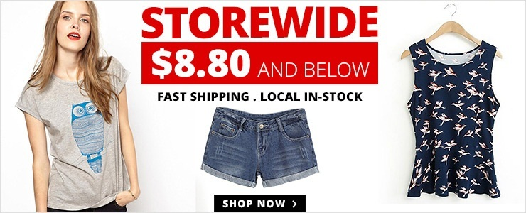 STOREWIDE S$8.8 (ONE DAY OFFER)