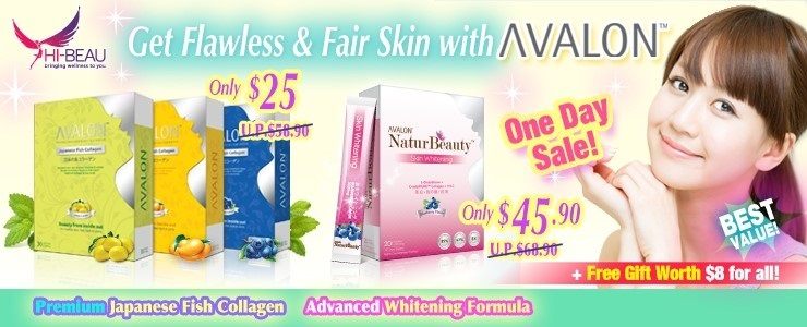 One Day Beauty Sale