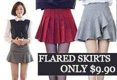 Monster K skirts