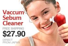 Vaccum Sebum Cleaner & Leather Shoe Care