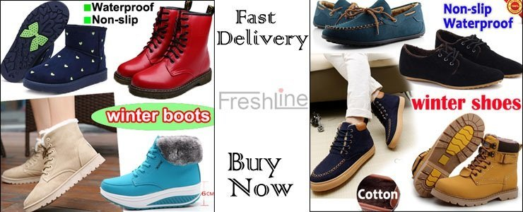 Freshline All Styles shoes and bags