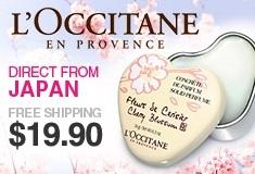 L'OCCITANE Sweetie Hearts Solid Perfume