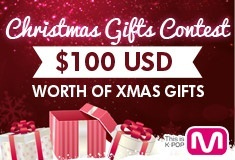 Channel M & Qoo10 will Send X-mas Gift to your loved ones