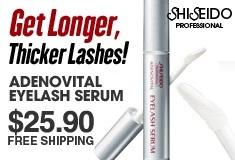 Shiseido Professional Adenovital Eyelash Serum