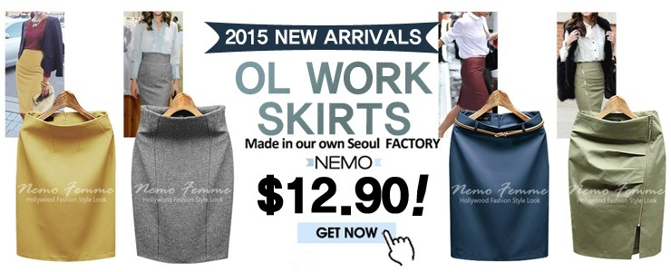 Nemo Style Special SALE(Skirts, Pants, Dress)