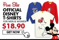 CNY Sale!! Plus size Unisex ★Official Disney T-Shirt★[Made in Korea]