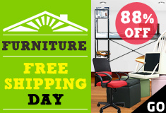 Furniture Free Shipping Day