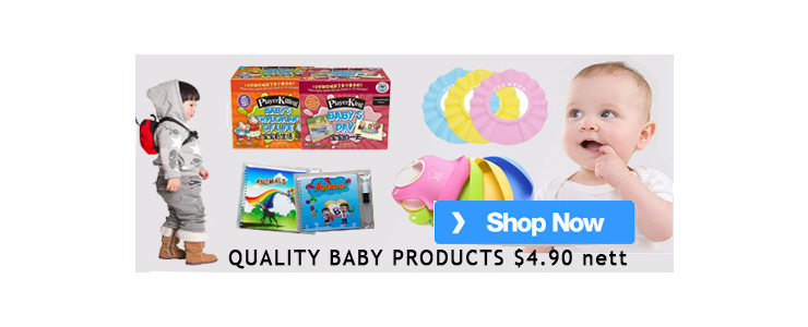 BABY ITEMS EDUCATIONAL SPECIALS