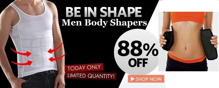 Body Shapers for Men & Women