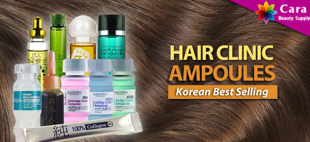 Salon Clinic Hair Ampoules