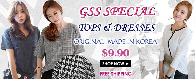 [WKND Special] Korean Style Best Selling Tops & Dresses