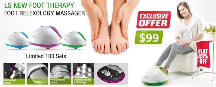 Multifunctional Air Pressure Foot Massager