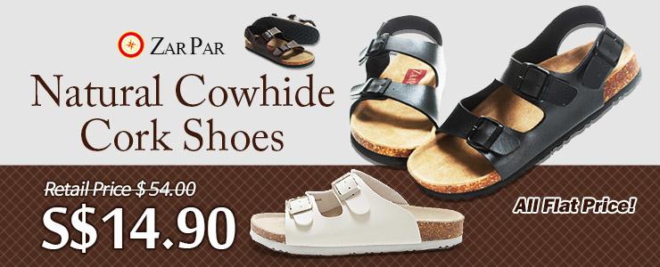 [ZARPAR Sandals] Natural Best Item $14.90