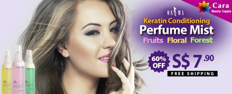 Keratin Conditioning Perfume Mist