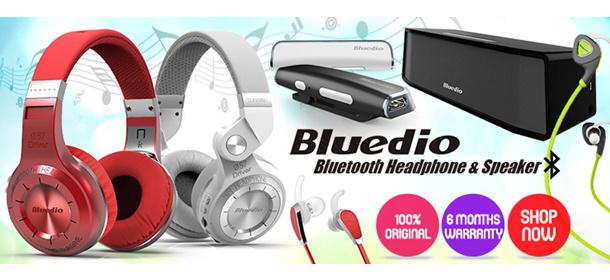 Bluedio Bluetooth Headphone