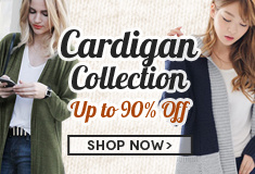 Cardigan Collection Up to 90% Off