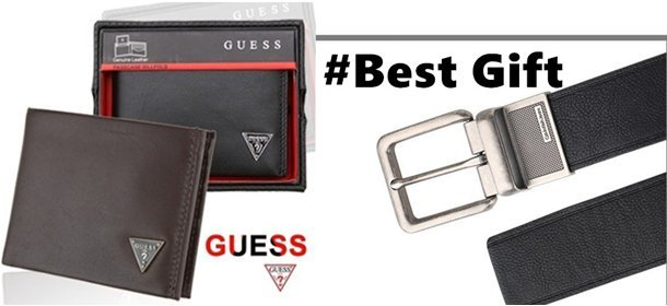 Best Gift For Him/Guys wallet & belt
