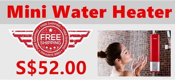 Water Heater/ Bathroom accessories