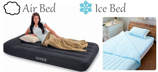 Air Bed And Cooling Bed Sheet/mattress/topper/tatami/down/foam/thick/6 8 inch/pillow/bolster/protect