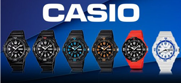 Casio Watch for Men & Ladies/Casio Men & Ladies Watches
