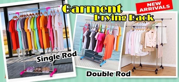 Garment Drying Rack