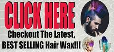 2016 Stylish Colour Hair Wax On Sale!