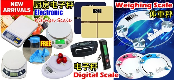 Electronic Digital Scale