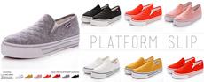 Platform Slip / Shoe