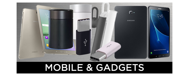 Mobile & Gadgets