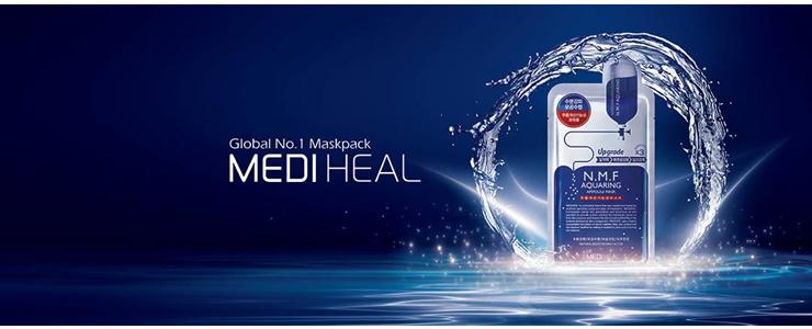 MEDIHEAL- Global No 1 Mask Pack
