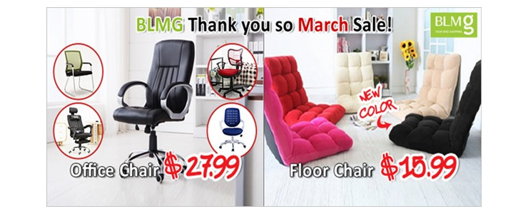 Thank you so March Sale!