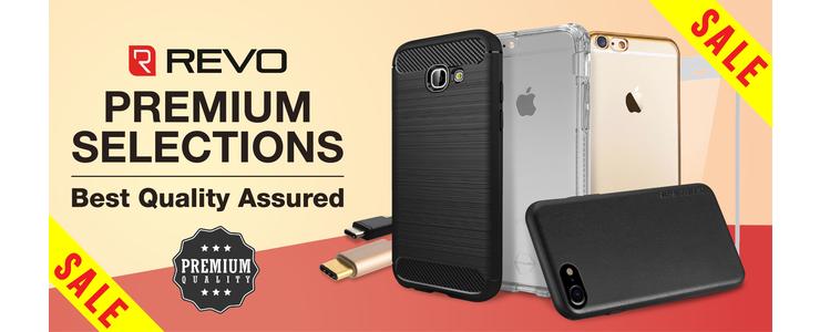 REVO PREMIUM iPhone Samsung Oppo Sony CASES