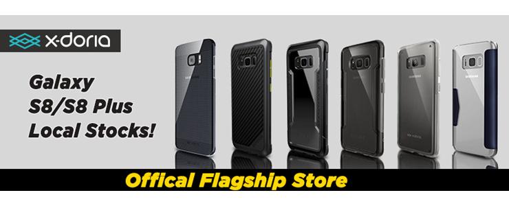 S8/S8+ Xdoria Premium Cases