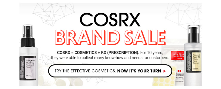 COSRX Best Items