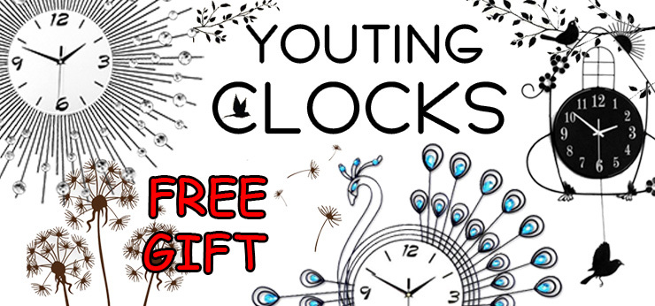 YOUTING Clock SALE
