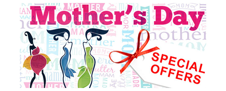 Mother's Day Special Offers