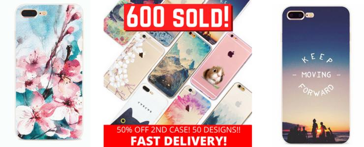OVER 600 SOLD! 50 Premium Designs! Fast Delivery SG Local Company!