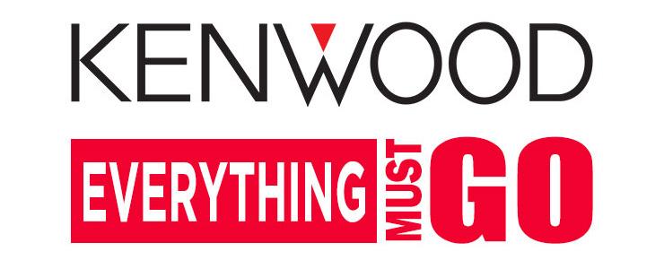 Kenwood Clearance Sale