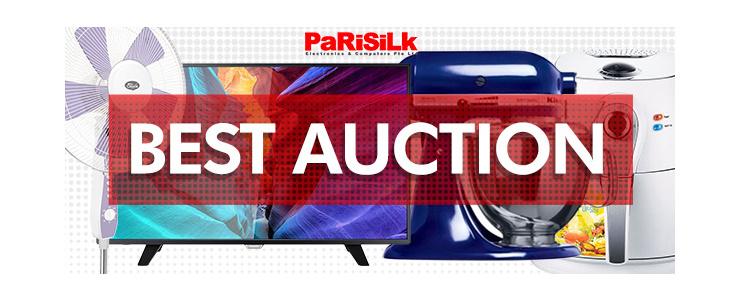 PariSilk Best Auction