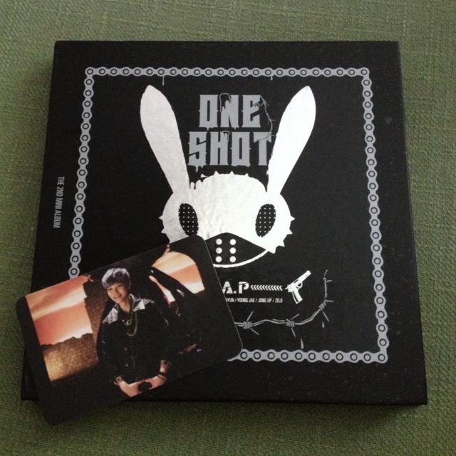 bap one shot album - photo #5