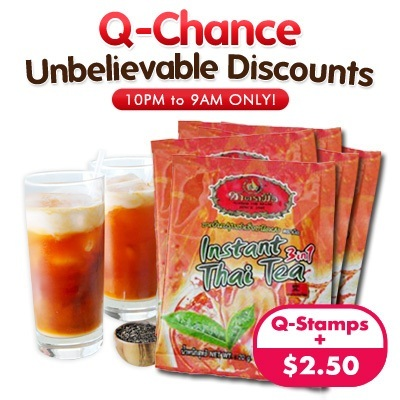 [Thai Tea] Assorted Instant 3in1 Thai Tea - Cha Tra Mue (Hand Brand)