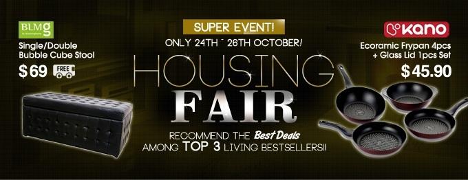 Super Event! Housing Fair!