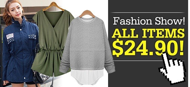 ★10th Fashion Show★ Premium Quality Women's Apparel All $24.90!