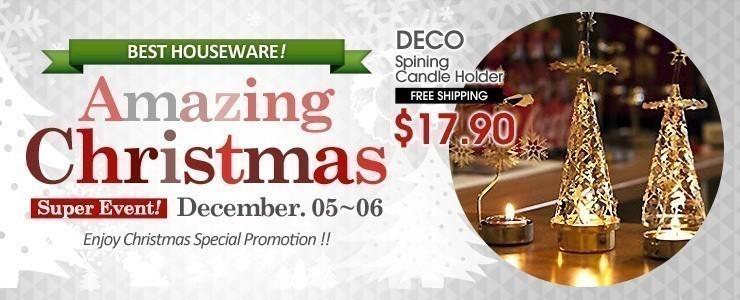 Amazing Christmas Houseware Event