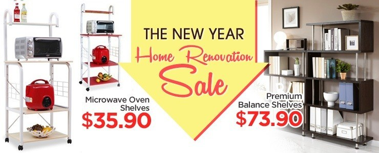2015 HOME RENOVATION SALE!!