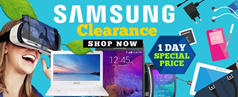 Samsung Clearance